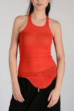 Viscose Silk BASIC RIB Tank