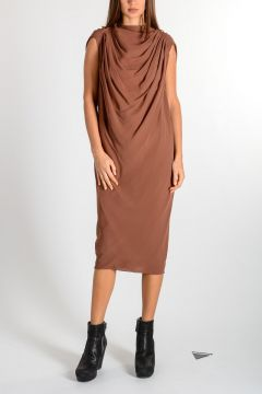 Silk CLAUDETTE Dress THROAT