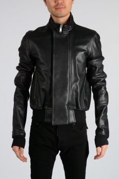 Leather GLITTER EGON Jacket