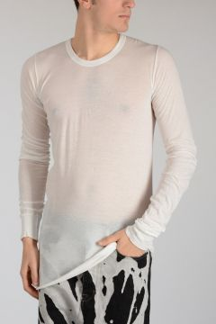 Cotton BASIC LONG SLEEVES T-shirt