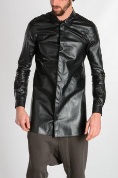 Leather OFFICE SHIRT