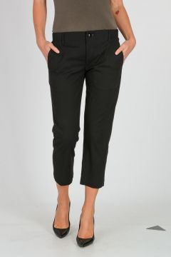 Cotton CLASSIC CROPPED Pants