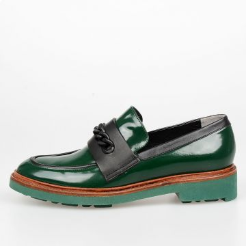 Leather JATE Loafers