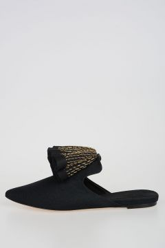 Slippers SANGUARINA with Tassels