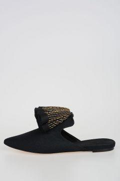 Slippers SANGUARINA with Tassels