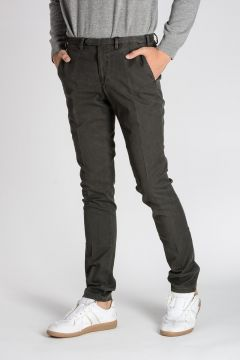 Pantalone Chino in Cotone Stretch