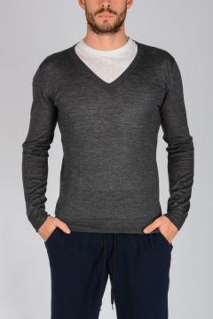 RE-EDITION Cashmere and Silk Sweater