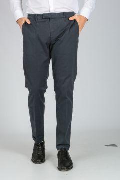 WHITE Pantaloni Chino in Cotone Stretch