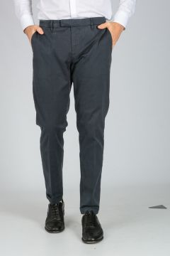 WHITE Stretch Cotton Chino Pants