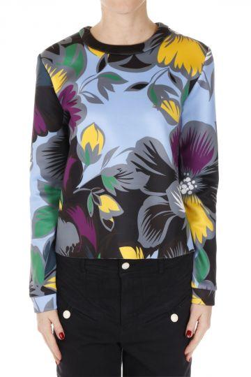 Floral Printed SANSA Top