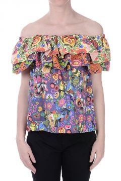 COMMESSO Printed Top