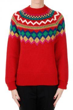 Virgin Wool Round Neck Sweater