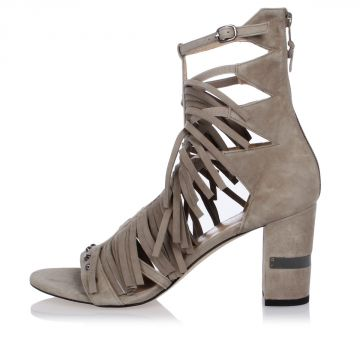 Fringed RAGDOLL Sandals