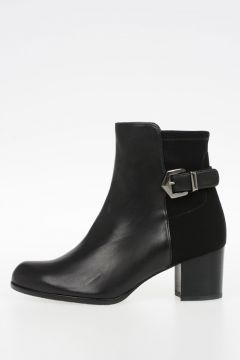 Nappa Leather SIDEARM Booties 6 cm