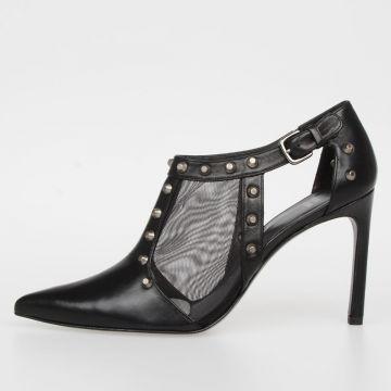 9cm Leather SAUNTER Shoes