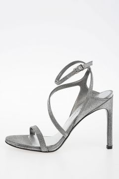 Glittered Leather Sandals SULTRY