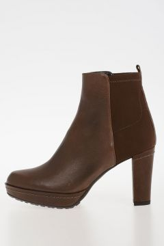 Leather OTHERHALF Ankle Boots 8.5 cm