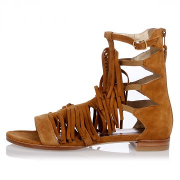 Sandals SRGLADRAGS Fringed