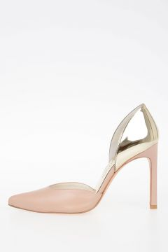 Leather Pumps DOUBLETALK