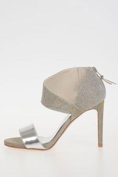 10cm glitter Sandals