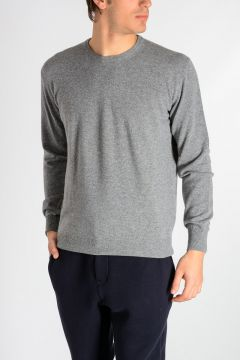 Cashmere Virgin Wool Sweater