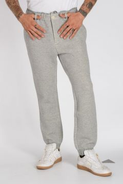 Cotton & Nylon Jogger Sweatpants