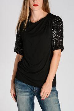 Camicia in Tessuto Trasparente