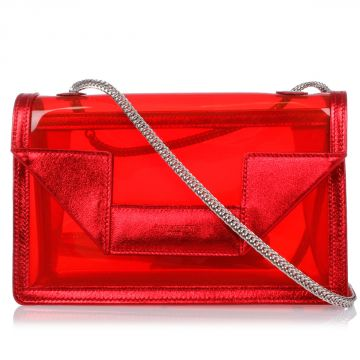 Pochette BETTY with Brass Strap