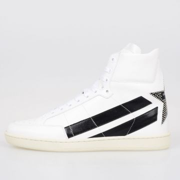 Leather WOLLY SOFT High Top Sneakers