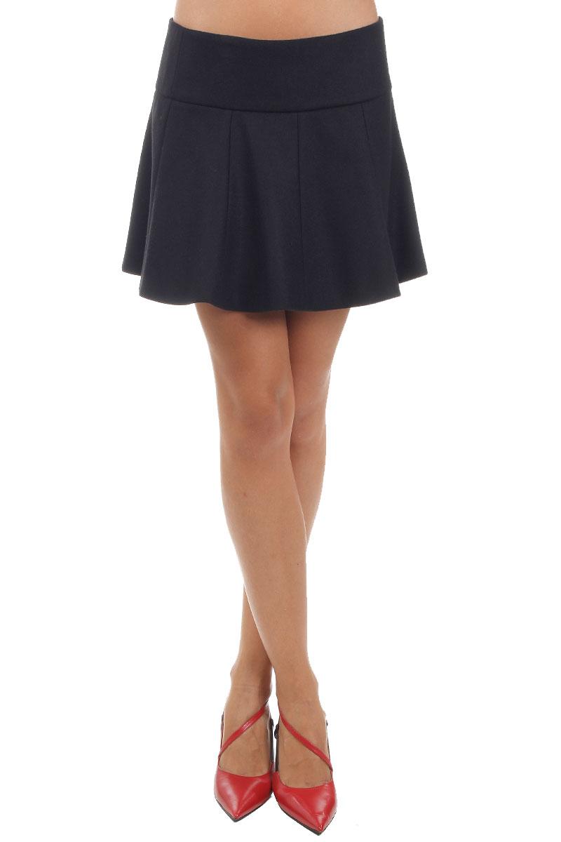15a441e43b7 Saint Laurent Women Lined wool Mini skirt - Glamood Outlet