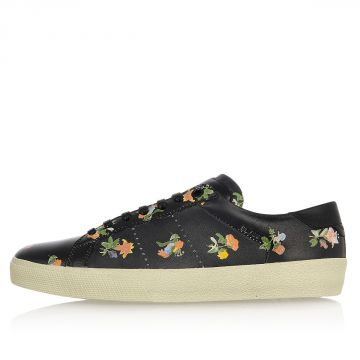Sneakers GRUNGY FLO in Pelle