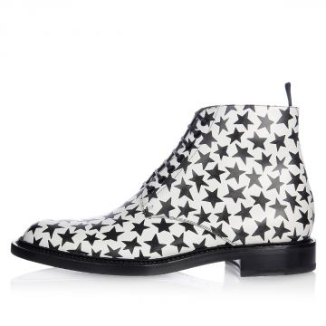 Leather WOLLY STARS Boots