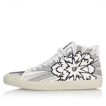 Embroided SOLARIS Sneakers