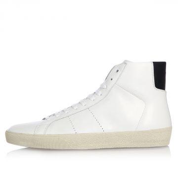 Sneakers WOLLY in Pelle