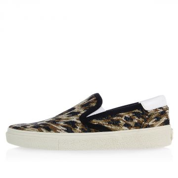 Sneaker Slip On TAPISSERIE LEOPARD