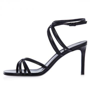 Leather TRIPON Sandal 8 cm
