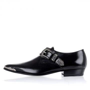 Slip On Leather Shoes