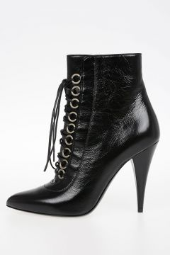 Leather LIDO Ankle Boots 11 cm