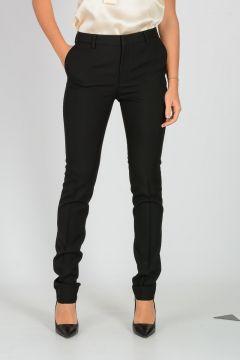 Virgin Wool Gabardine Pants