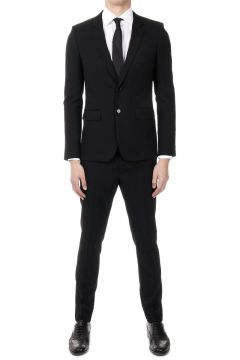 Suit in Virgin Wool