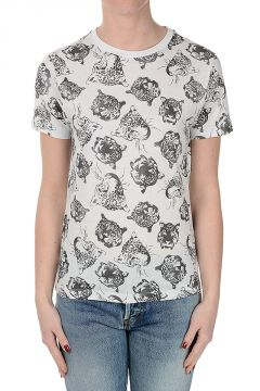 Cotton Jersey Printed T-Shirt