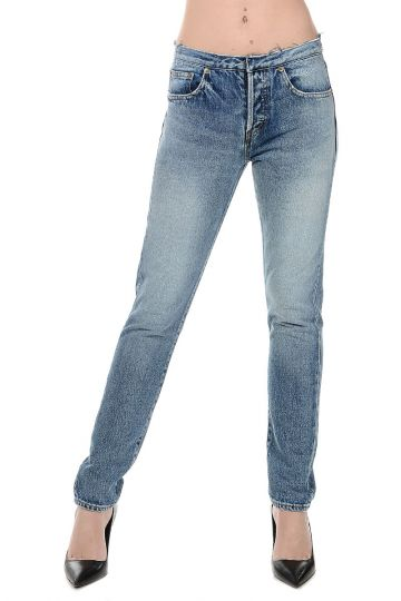 Jeans In Cotone 15 cm