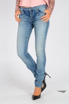14 cm Stretch Denim Jeans