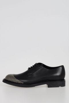 Leather BOZER Derby Shoes