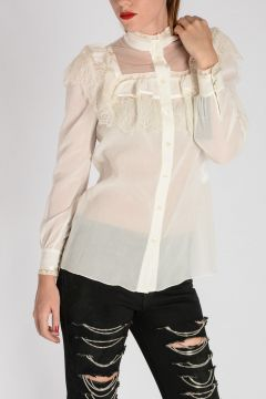 Silk Cotton Blouse