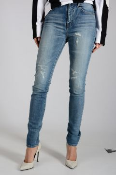 14cm Denim Stretch Jeans