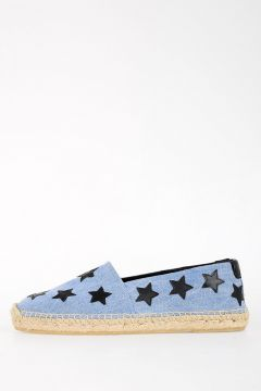 Denim STARS Espadrillas