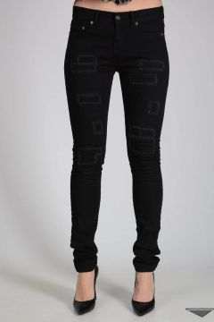 14cm Cotton Stretch Jeans