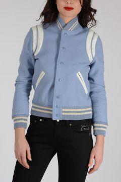 Mixed Virgin Wool Jacket