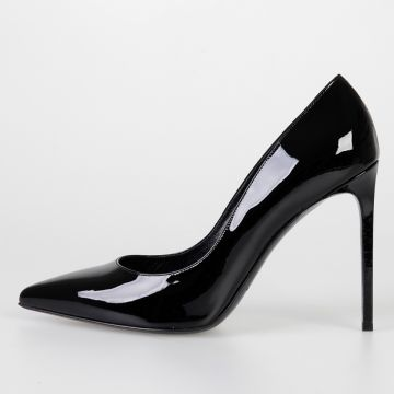 Patent Leather Decollette 11.5 cm